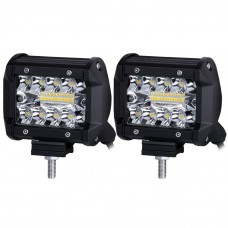 2-Pack 36W LED Cree  Arbetsbelysning